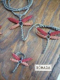 NOMADA ARTESANIA - Coleccion Macrame by elvia