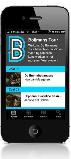 Boijmans Tour