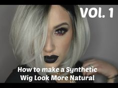 Patti reveals more of her personal tips and tricks for wig styling - YouTube