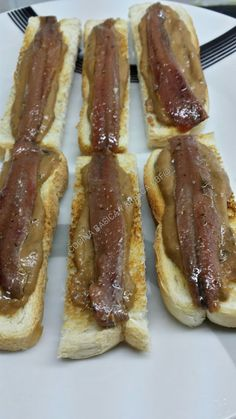 Churros, Tapas Bar, Chicken Salad Recipes, Tostadas, Canapes, Antipasto, Greek Recipes, Catering, Food And Drink