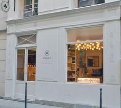 Claus paris 1er, rue J-J Rousseau