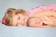 newborns : siblings