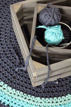 DYWAN ZE SZNURKA DIY   O Zebrze - blog lifestylowy - wnętrza, inspiracje, DIY Merino Wool Blanket, Diy, Rugs, Knitting, Crochet, Interior, Home Decor, Blog, Google
