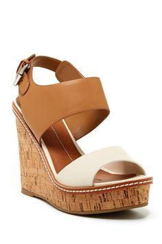 Jancey Wedge Sandal on HauteLook