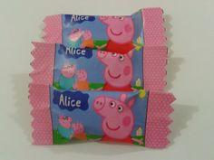 Balas Personalizadas - Peppa Pig