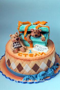 Oh, Teddy Bear, Teddy Bear Cake