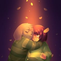 You Saved Me by raenaer on DeviantArt undertale, asriel, chara Undertale Fanart, Undertale Au, Frisk, Chara, Pokemon Firered, Undertale Pictures, Best Rpg, Toby Fox, Angel Of Death