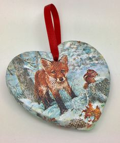 A personal favourite from my Etsy shop https://www.etsy.com/uk/listing/474232058/christmas-decorations-christmas-tree