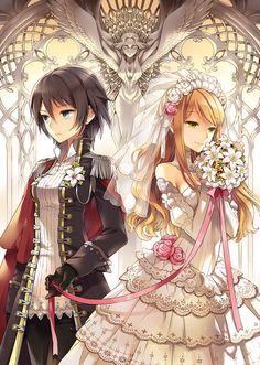 Tags: Anime, Nardack, Original, Pixiv, Yuri Anthology Dolce