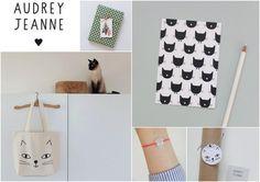 papeterie et textile Audrey Jeanne