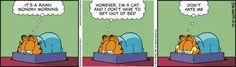 Garfield Monday
