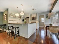 Fully updated and open kitchen 8113 Ripplewood Dr, Austin, TX 78757