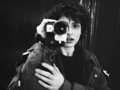 finn wolfhard discovered by ane on We Heart It - Famous Last Words Millie Bobby Brown, Beautiful Boys, Beautiful People, Finn Stranger Things, Celebs, Celebrities, My Boyfriend, Celebrity Crush, Future Husband