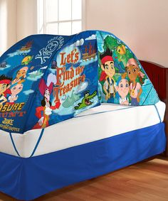 Jake Bed Tent by Jake and the Never Land & bed tentkid bed tentbunk bed tentkids bedbed tent) | Bed ...