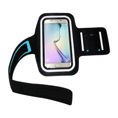 Amazon.com: Samsung Galaxy S6 / S5 Running Armband with An Adjustable Band With Key Holder For Men & Women: Cell Phones & Accessories