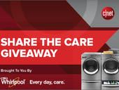 CNET and Whirlpool have teamed up to give you a chance to win* a Whirlpool Washer and Dryer.