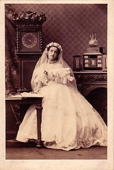 Adelina Patti  in 'Lucia di Lammermoor' she was a FAMOUS opera singer