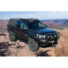 Gobi Toyota Tacoma Stealth Roof Rack - Trail Duty