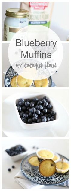 Blueberry Muffins wi