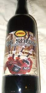 Bourbon Barrel Aged Big Sound Scotch Ale - Cigar City Brewing