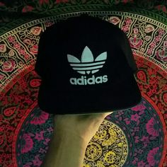 Black Adidas Snapback Only wore once, no signs of wear. Adidas Accessories Hats