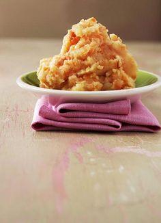 Kartoffel-Möhren-Püree - [ESSEN UND TRINKEN]