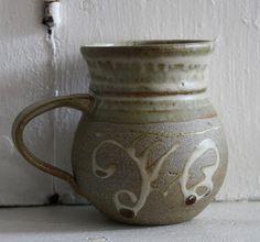 great ceramic mug! UMELECKY blog