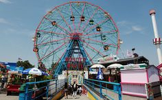 Coney Island: Must-See New York – Top NYC Attractions