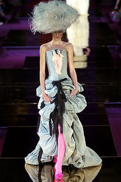 Christian Lacroix Fall 2004 Couture - Collection - Gallery - Style.com
