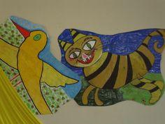 """Na oficina literária """"O Gato malhado e a Andorinha Sinhá"""", as crianças poderão…"""