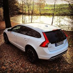 Test Car: Volvo V60 Cross Country #autovideoreview #instapic #auto #car #testdrive #volvo #volvov60 #instacar #carsofinstsgram #carporn