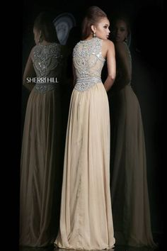 love Sherri Hill dresses their modest ones would be great for prom or any formal event just add a nice jacket!