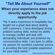 """Resume Tips : Tell me about yourself""""- sample interview answers - Resumes. Sample Interview Answers, Job Interview Preparation, Interview Skills, Job Interview Tips, Job Interview Questions, Job Interviews, Interview Tips Weaknesses, Teacher Interview Outfit, Interview Quotes"""