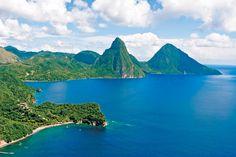 Of all of the Caribbean islands for some reason I have always really wanted to get to Saint Lucia