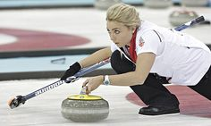Britain's women slip up but make Olympic curling semi-finals