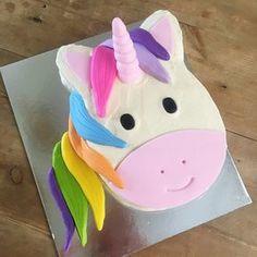 rainbow unicorn, Cake 2 the rescue