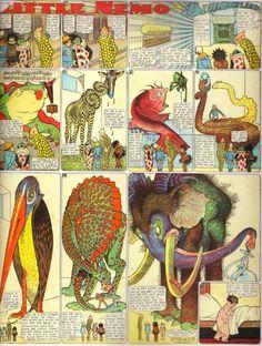 16 ways cartoonist Winsor McCay quietly changed the world | DVICE