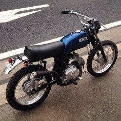 Old Honda Motorcycles, Honda Bikes, Vintage Motorcycles, Indian Motorcycles, Tracker Motorcycle, Scrambler Motorcycle, Motorcycle Adventure, Women Motorcycle, Motorcycle Helmets