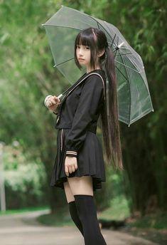 Best 12 Pin by 柏淵 邱 on 女子高生 in 2019 Cute Asian Girls, Beautiful Asian Girls, Cute Girls, School Girl Japan, Japan Girl, Japan Japan, Mode Kawaii, Kawaii Girl, Loren Grey