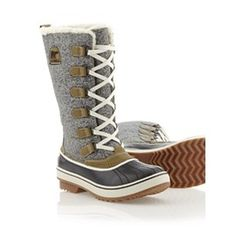 Women's Tivoli™ High Boot size 7      i would LOVE another pair of sorels <3