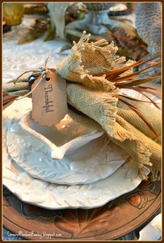 Corner of Plaid and Paisley: Thanksgiving Tablescape - Wishing you a Pheasant Holiday