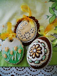 Easter Eggs | Cookie Connection