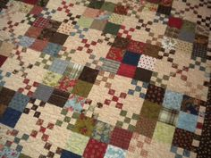 Traditional Quilt | Quilting life...the amazing 24 hour quilt!
