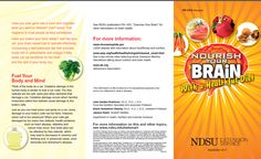 Healthful Diet and Nutrition Yes