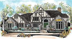 Tudor Style House Plan 95228 with 4 Bed, 6 Bath, 3 Car Garage Timber Frame Home Plans, Metal House Plans, Barn House Plans, Craftsman Style House Plans, Cottage House Plans, Country House Plans, New House Plans, Modern House Plans, House Floor Plans