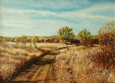 Original Oil Paintings - Landscape Paintings