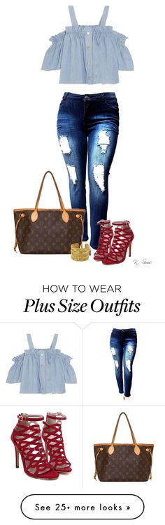 """""""Beautiful Spring Day"""" by ksims-1 on Polyvore featuring Steve J & Yoni P, Louis Vuitton and Chanel"""
