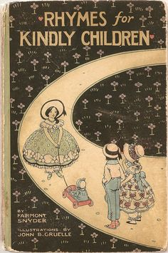 John Gruelle, the creator of Raggedy Ann, did the illustrations for this book. I had a (very old) copy as a child.