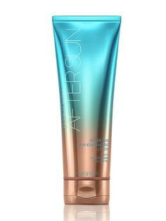 Victoria's Secret After Sun Tan-Enhancing Lotion ($12): This creamy, nourishing daily lotion contains shea butter and sweet almond oil, which helps to enhance any tan (faux or not!)