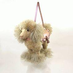 Honey Poodle Handbag